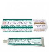 Ayurvédska prírodná zubná pasta s miswakom